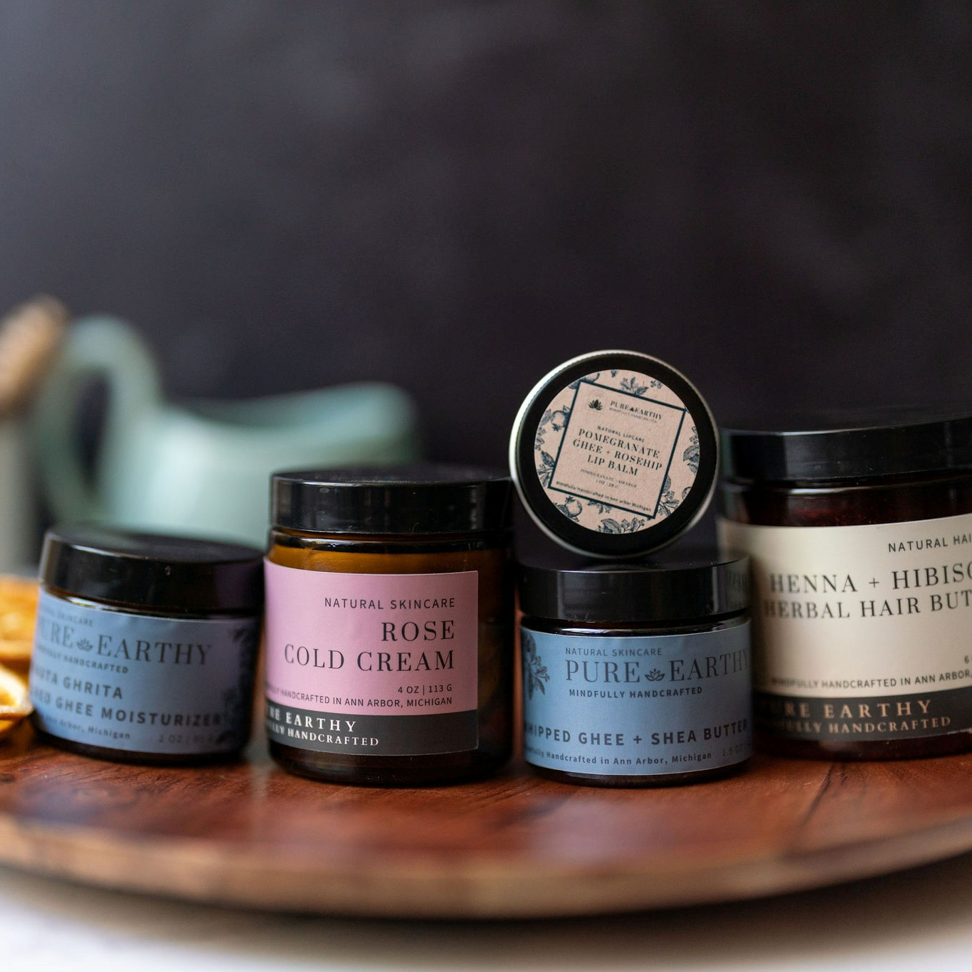 Pure Earthy