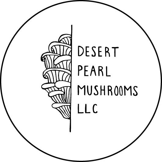 Desert Pearl Mushrooms