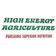 High Energy Agriculture