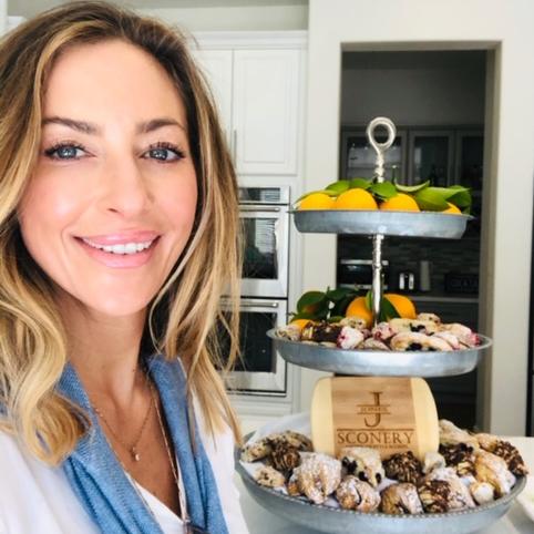 Jones Sconery