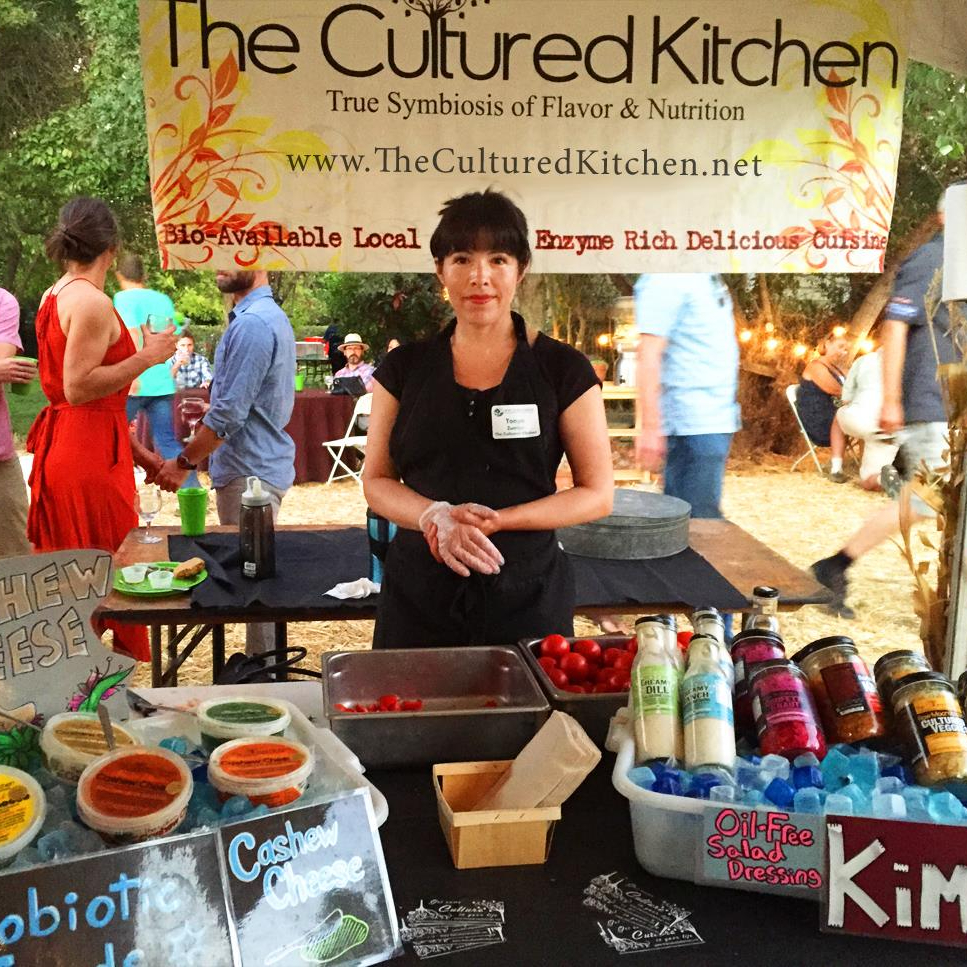The Cultured Kitchen