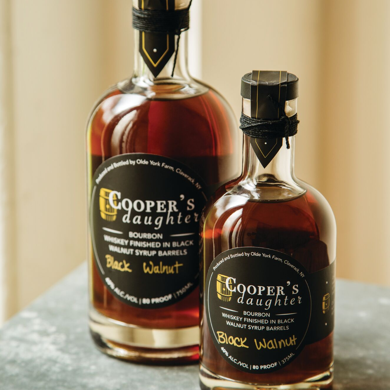 Cooper's Daughter Spirits