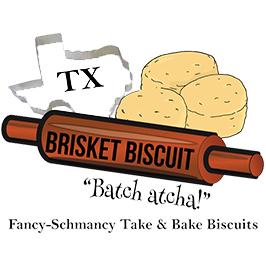 TX Brisket Biscuit