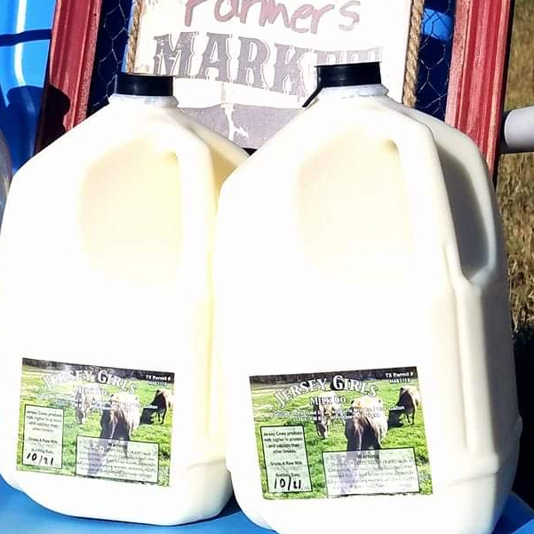 Jersey Girls Milk Co