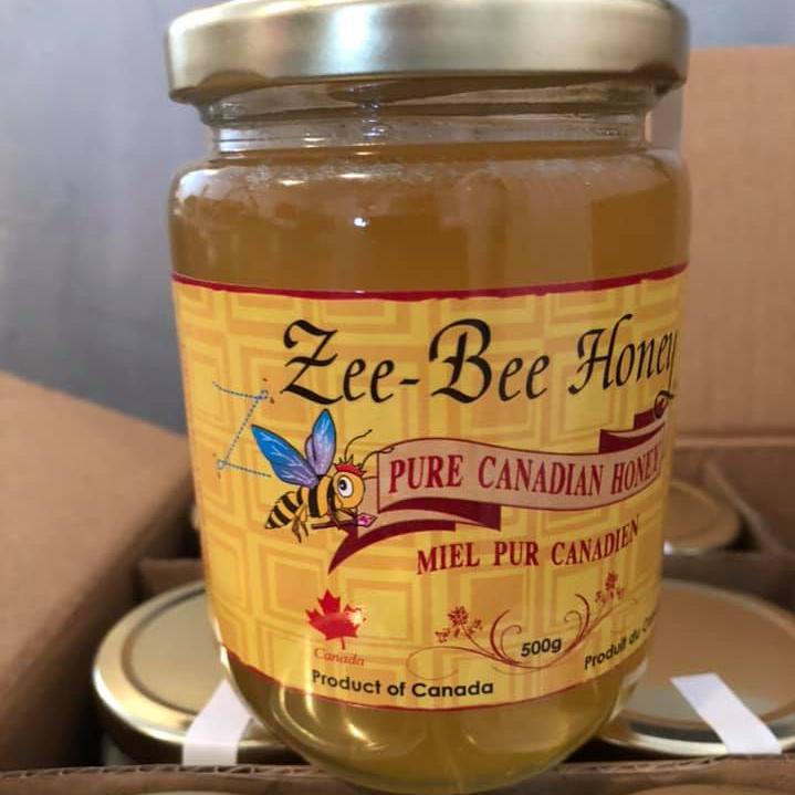 Zee-Bee Honey