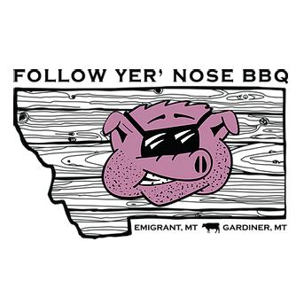 Follow Yer' Nose BBQ