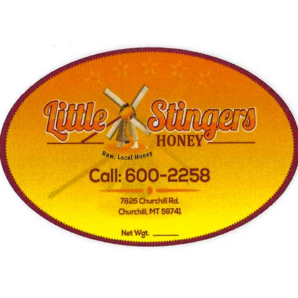 Little Stingers Honey