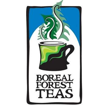 Boreal Forest Teas