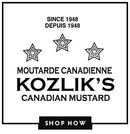 Kozlik's Mustard