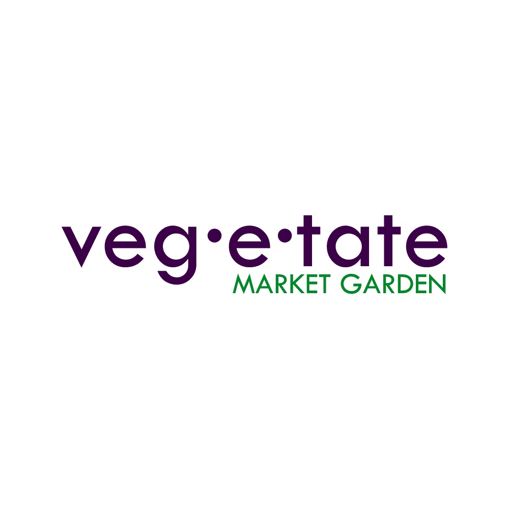 veg·e·tate market garden