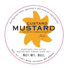 Custard Mustard