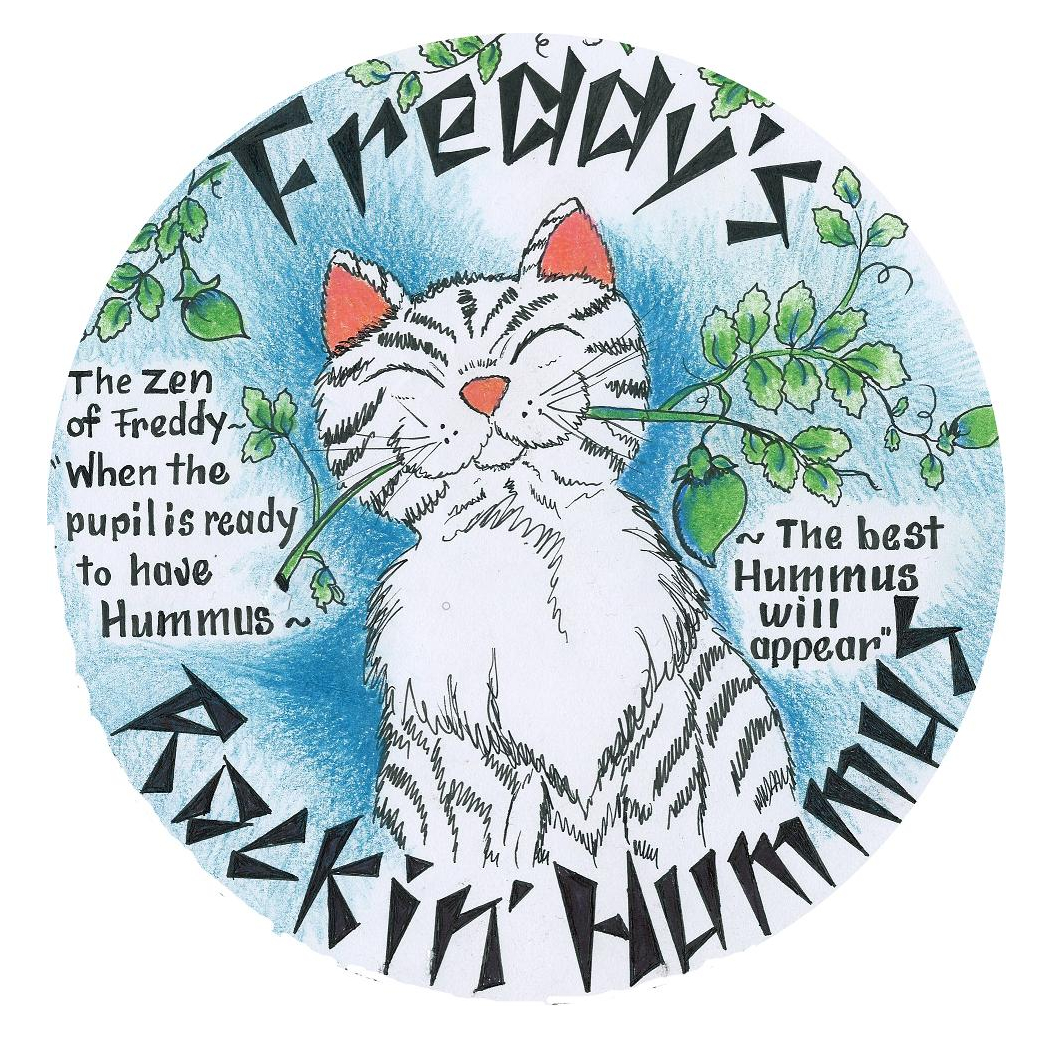 Freddy's Rockin' Hummus