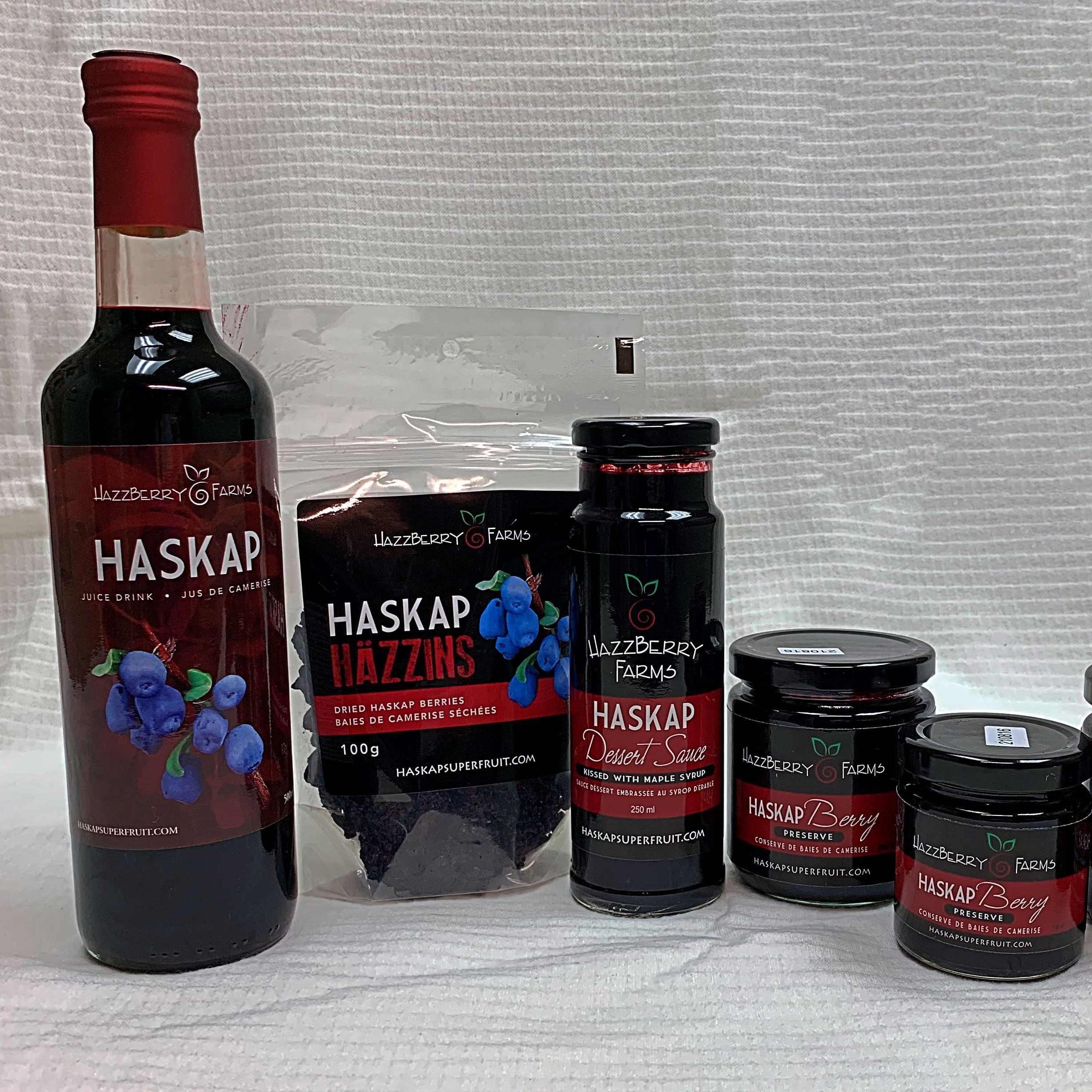 Hazzberry Farm