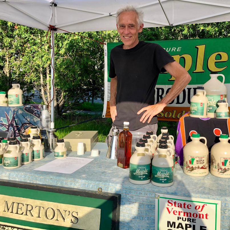 Merton's Maple Syrup