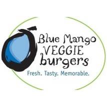 Blue Mango Veggie Burgers